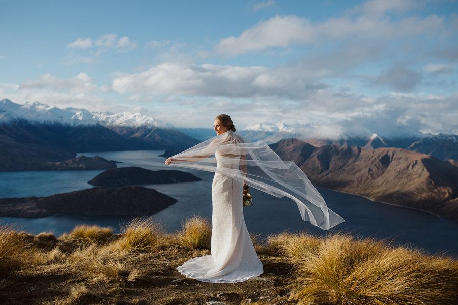 The iconis Coromandel Peak and the stunning Melissa, with photography by Alpine Image Company